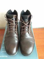 Ботинки мужские Geox JAYLON (Размер 43. Кожа. Марокко)