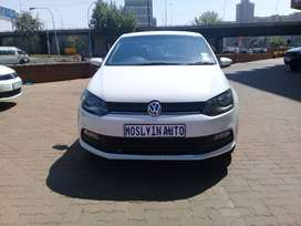 2018 model VW Polo vivo new shape with low low mileage