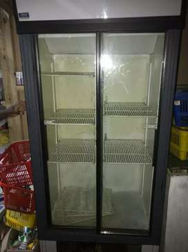 double doors fridge