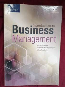 11th Edition Introduction to business management