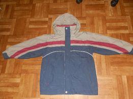 куртка-ветровка на мальчика рост 140см