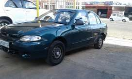 Hyundai accent on sale the