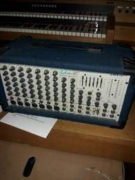 Nagłośnienie LDM Power mixer i kolumny