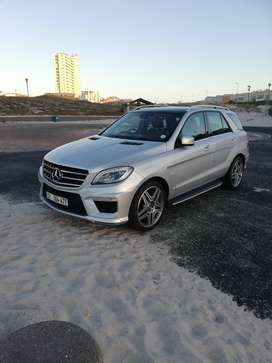 Ml 63 amg with extra performance