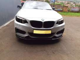 BMW 2 series Front Lips CT