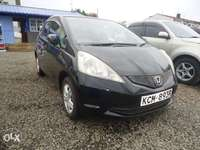 Honda fit 2010 model kcm black 0