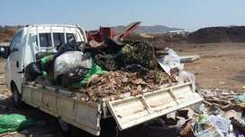 Call us for garden n rubbish removal n junk