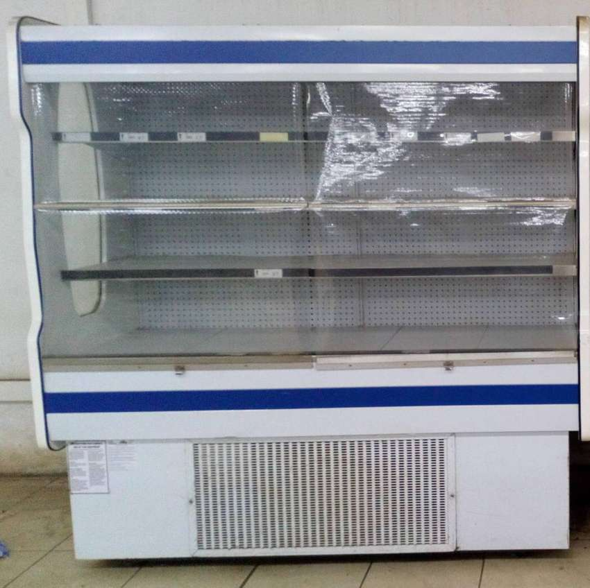Upright Display Fridge (Self contained) 0