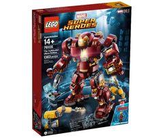 Lego Super Heroes Халкбастер: Эра Альтрона 76105 КОРОБКА С ДЕФЕКТОМ