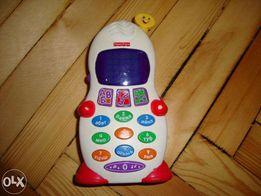 Fisher Price Мобильный телефон Смейся и учись