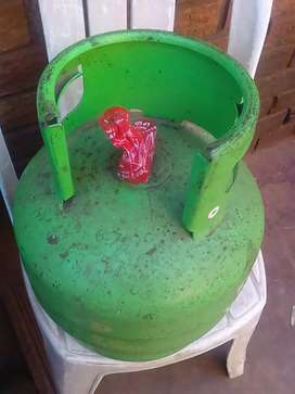 5kg gas cylinder for sale filled with gas and sealed