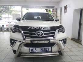 2018 TOYOTA FORTUNER 2.4 GD6