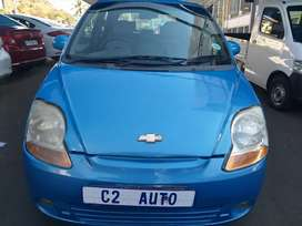 2008 Chevrolet Spark 1.0 Engine capacity