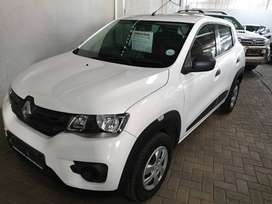 /2016 Renault Kwid 1.0i Expression-Only 32500km-Spotless condition-
