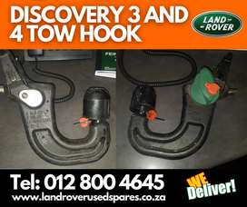Discovery 4 Tow Hook