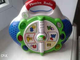 Wesołe radio firmy leap frog