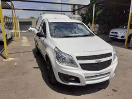 2016 Chevrolet  utility bakkie with canopy
