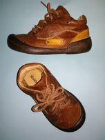 Туфли полуботинки Kickers кожа демисезон Eur 24