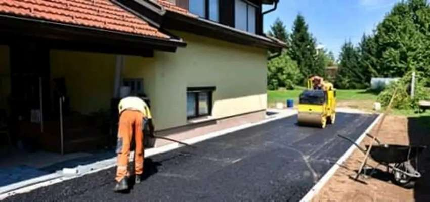 Tar and paving 0