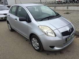 Toyota Yaris T3 with 123000km
