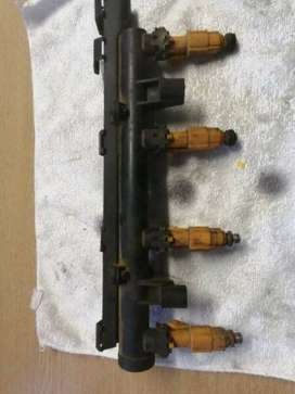 VW POLO   (BAH) ENGINE  INJECTORS AND LOOM