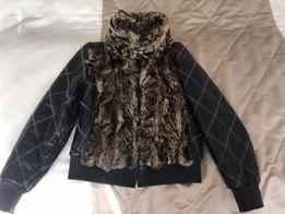 Куртка (кролик натуральний) зима