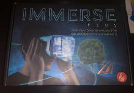 Virtual Reality Headset -Immerse Plus