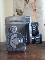 Japońska kamera Yashica 8 E III 8 mm, 1961r. skórzany pokrowiec