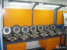 Реставрация демпферов,маховиков,корзин и дисков сцепления