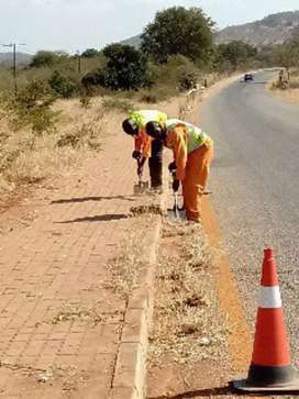 Road Construction and Maintenance