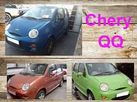Chery QQ spares for sale.
