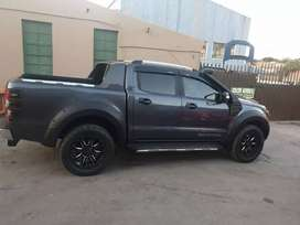 2018 Ford Ranger Double Cab wildtracke