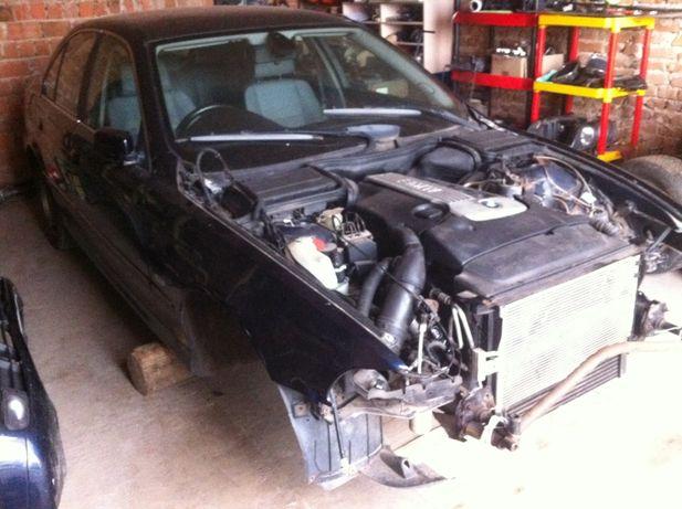 Розборка BMW е39 530 3,0D m57d30 Шрот е46,е36,е39 Запчастини, двигун Чертков - изображение 1
