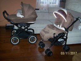 Wózek dziecięcy NAVINGTON 2w1 gondola, spacerówka