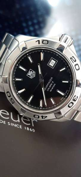 TAG HEUER AQUARACER 300M (WITH BOX AND PAPERS) AVAILABLE NOW!!