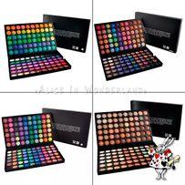 Палитра теней МАС, тени 120 цветов 4 вида №1,2,3,4 Mac Cosmetics