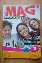 Le Mag 1 - podręcznik do j.francuskiego klasa 1 gimnazjum