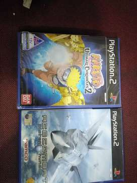 Geth both  with ( 199) Ps2 games
