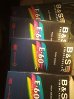 Kasety VHS czyste polskie foliowane
