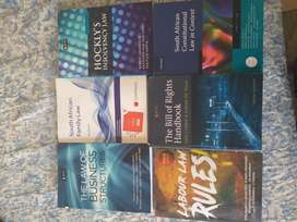 Llb textbooks