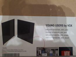 Nakładka na meble Vox Young Users