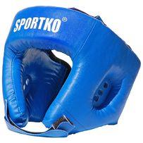 Шлем боксерский Спортко винил