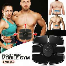 EMS Toning & Firming Muscle Stimulator (loose belly fat faster)