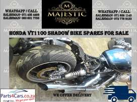 Honda VT 1100 used spares for sale