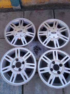 Ford Bantam mags size 14