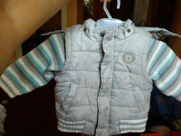 Ветровка/ куртка\желетка для малыша до 74см