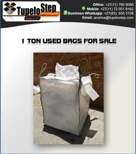 High Quality 1 Ton Bulk Bags For Sale