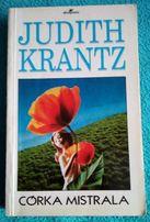 Córka Mistrala - Judith Krantz