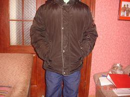 Куртка зимняя мужская(очень теплая) 54 р.