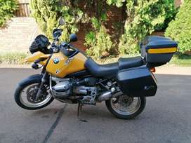 BMW R1150GS beautiful bike